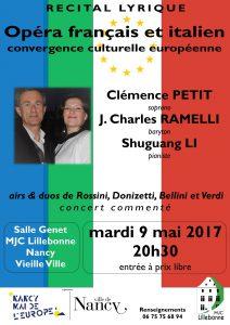 Bel Canto italien et Opéra français
